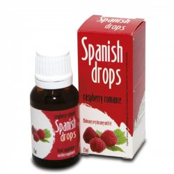 Cobeco Pharma Spanish Drops Raspberry Romance 15ml