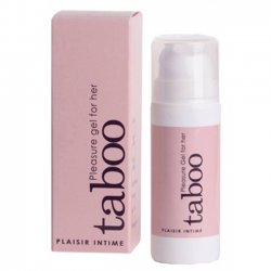 RUF Taboo Plaisir Intime Pleasure Gel for Her 30ml