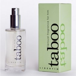 RUF Taboo Libertin Sensual Fragrance for Him 50ml