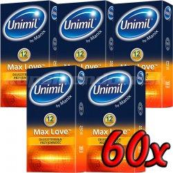 Unimil Max Love 60ks