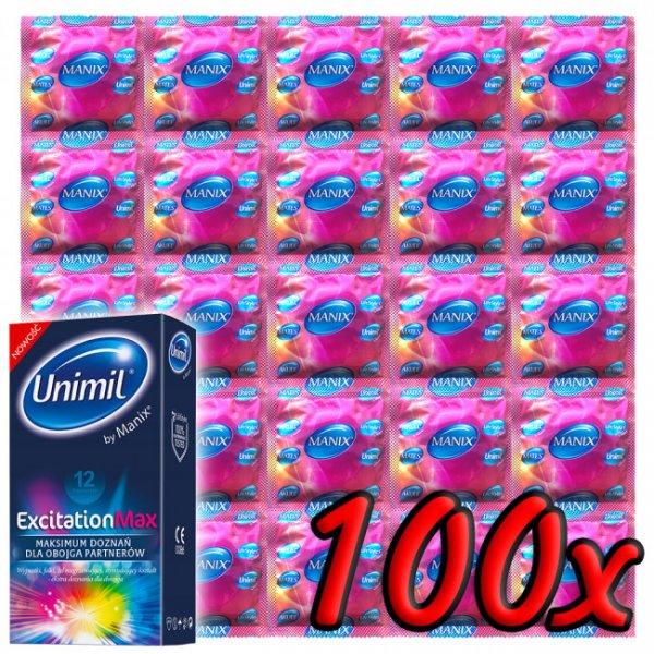 Unimil Excitation Max 100ks