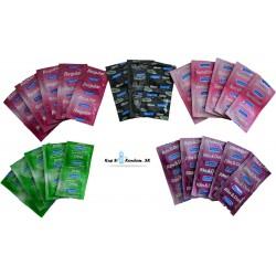 46 kondómov Pasante - výhodné balenie