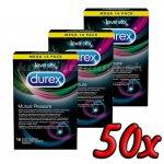 Durex Mutual Pleasure 50ks
