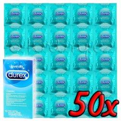 Durex Classic 50ks