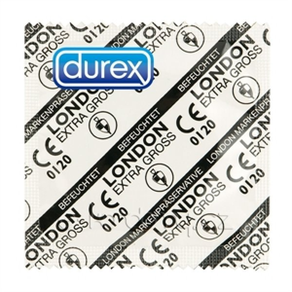 Durex London Extra Large 1ks