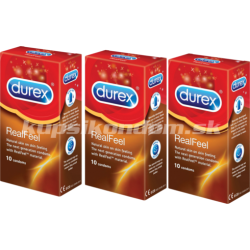 Durex Real Feel 30ks