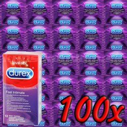 Durex Feel Intimate 100ks