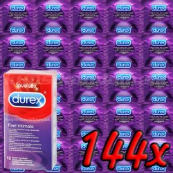 Durex Feel Intimate 144ks