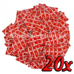 Durex London Rot 20ks