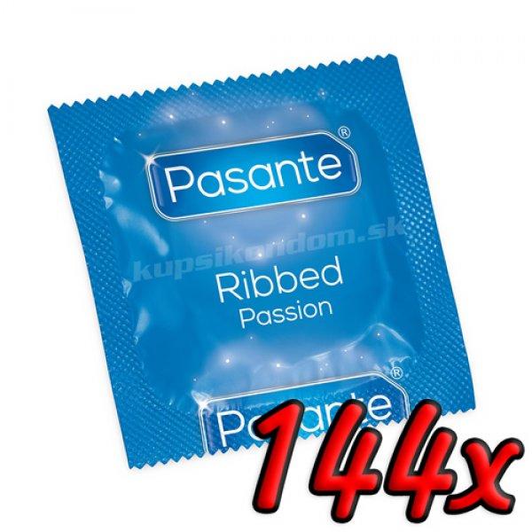 Pasante Ribbed Passion 144ks