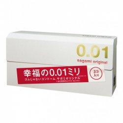 Sagami Original 0.01 3ks