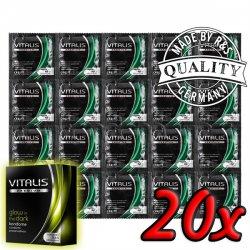 Vitalis Premium Glow in the Dark 20ks