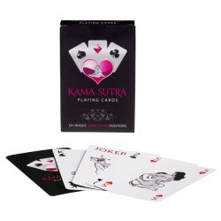 Tease & Please Kama Sutra Playing Cards - Erotické karty