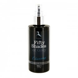 Fifty Shades of Grey Cleansing Sex Toy Cleaner 100ml