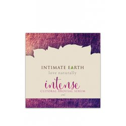 Intimate Organics Clitoral Stimulating Gel - INTENSE 3ml