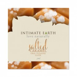 Intimate Earth Salted Caramel Oral Pleasure Glide 3ml