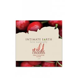 Intimate Earth Wild Cherries Oral Pleasure Glide 3ml