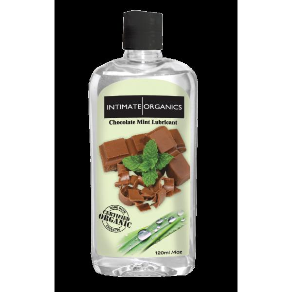 Intimate Organics Čokoláda/Mäta 120ml