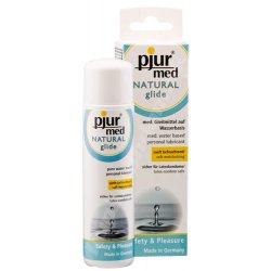 Pjur Med Natural Glide 100ml - 12/2018