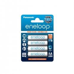 Panasonic Eneloop Nabíjateľné batérie AA 4ks