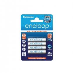 Panasonic Eneloop Nabíjateľné batérie AAA 4ks