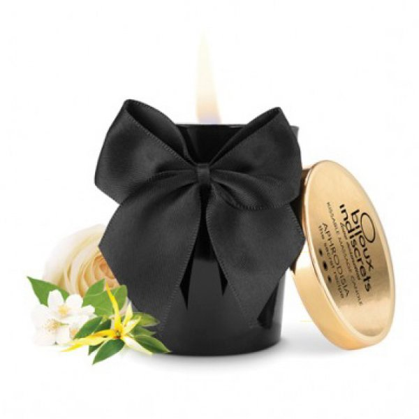 Bijoux Cosmetiques Aphrodisia Massage Candle - masážna sviečka 70ml