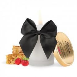 Bijoux Cosmetiques Wild Strawberry Massage Candle - masážna sviečka 70ml
