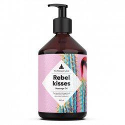 The Pleasure Label Massage Oil Rebel Kisses 500ml