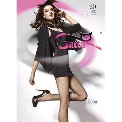 Gatta Dotsy 01 - Pančuchové nohavice