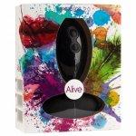 Alive Magic Egg 2.0 - Bezdrôtové vibračné vajíčko Čierna