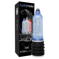 Bathmate Hydromax X40 Aqua Blue