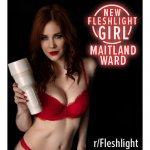 Fleshlight Girls Maitland Ward Toy Meets World Vagina