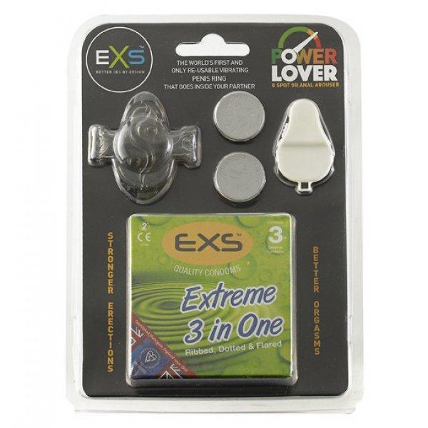 EXS G-Lover - Vibračný krúžok pre bod G