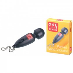 One Night Stand Pocket-Wand-Vibrator