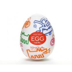 Tenga Egg Keith Haring Street